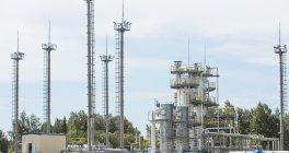 Sākta dabasgāzes izņemšana no Inčukalna pazemes gāzes krātuves - {SITE_TITLE}