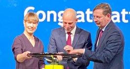 Oficiāli atklāts Igaunijas un Somijas divvirzienu dabasgāzes cauruļvads Balticconnector - {SITE_TITLE}