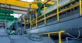 """Gāzes pārsūknēšanas agregāta modernizāciju Inčukalna krātuvē veiks """"GasOil Technology a.s."""" - {SITE_TITLE}"""