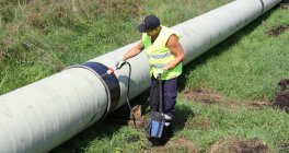 Lengths of transmission system pipelines - {SITE_TITLE}