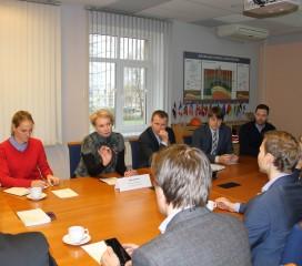 """Novembra sākumā AS """"Conexus Baltic Grid"""" Inčukalna pazemes gāzes krātuvē viesojās Baltijas valstu dabasgāzes tirgotāji. Viesus iepazīstinājām ar krātuves tehniskajām iespējām, kā arī informējām par citām aktualitātēm."""